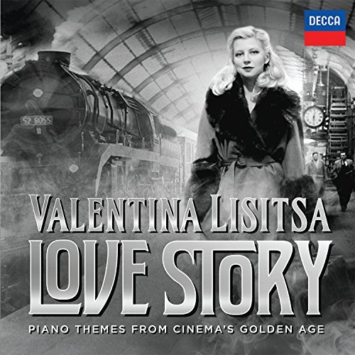 Valentina Lisitsa's album Love Story - one of the most captivating releases of the year from the old-school steely-fingered virtuoso pianist