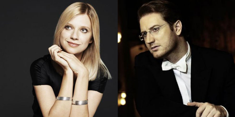 Review: Valentina Lisitsa and Ramón Tebar interpret Rachmaninov's piano concertos with the Spanish National Orchestra