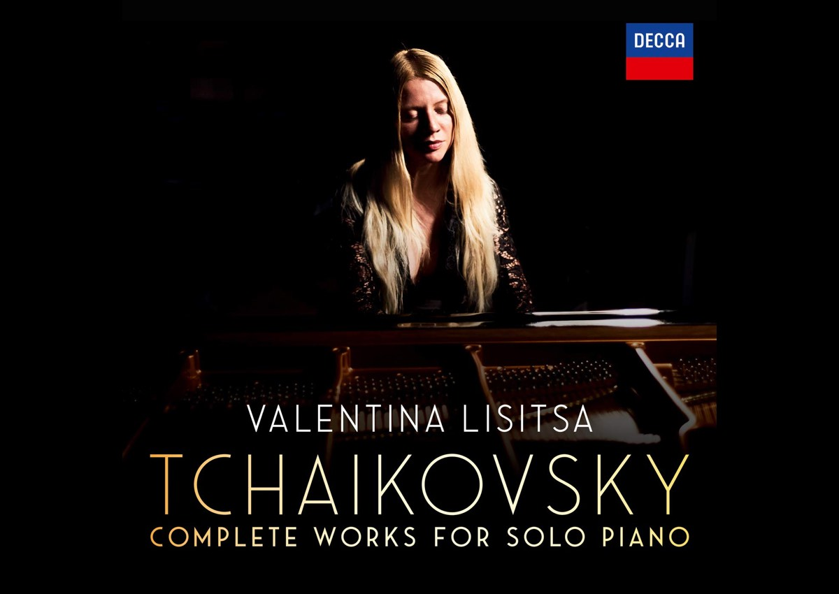 Review: Tchaikovsky – Complete Works For Solo Piano – Valentina Lisitsa